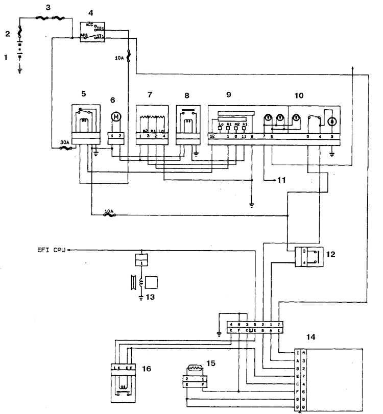 Фонарь облик 6002 схема электрическая принципиальная